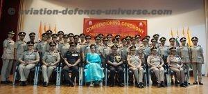 The Commandant of Army Hospital (R&R), Lt. Gen. U.K. Sharma