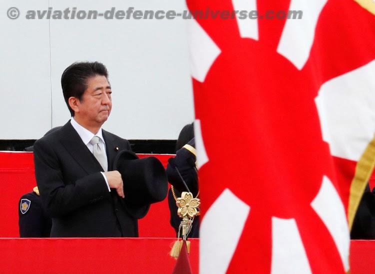 Japan Prime Minister Sinzo Abe