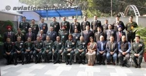 Indian Defence University workshop on 'Ideas for Sustainability'