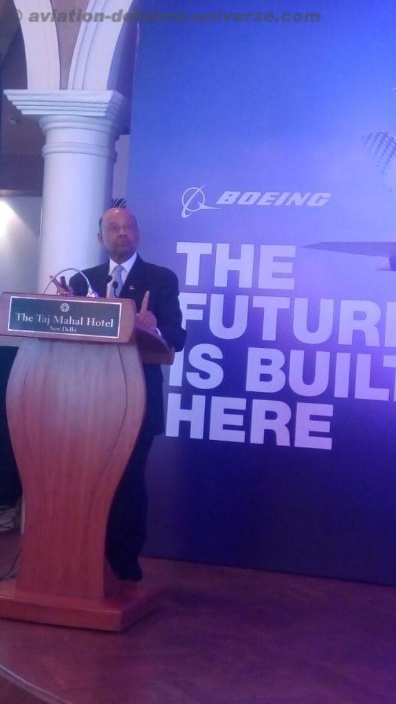 International aircraft major Boeing