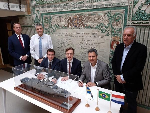 signed a Memorandum of Understanding