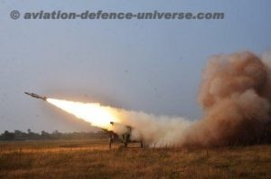 Air Missile conducted by Indian Air Force at Air Force Station Suryalankla