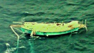 Tomy's 10-metre boat Thuriya