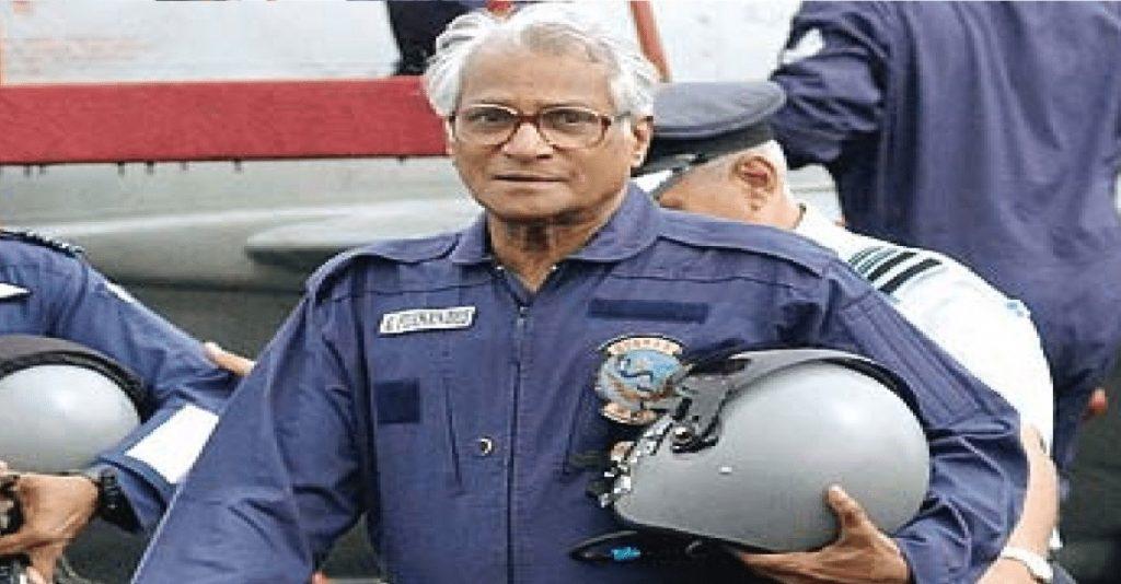 Former Defence Minister George Fernandes