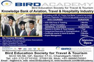 Bird Academy showcases the first aviation multi skill
