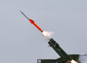 DRDO's Quick Reaction Surface-to-Air Missile