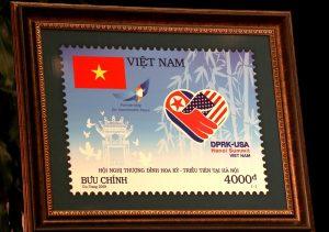 Hanoi stamp