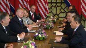 Trump-Kim talks collapse amidst