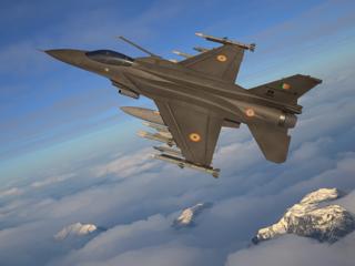 F-21' Fighter Jet