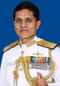 Guided Missile Frigate INS Brahmaputra