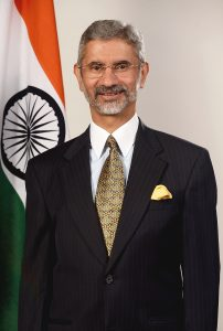 Dr. S Jaishankar, Minister of External Affairs