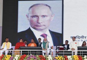 Prime Minister thanked President Putin
