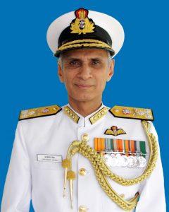 Vice Admiral Karambir Singh to be the next Naval Chief