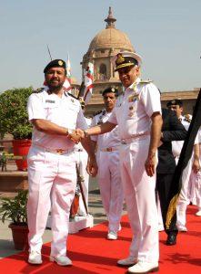 Admiral Sunil Lanba, PVSM, AVSM, ADC, Chairman