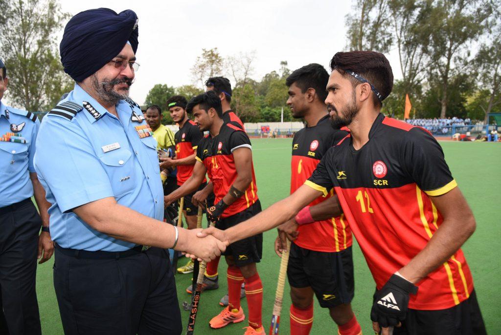 IAF Arjan Singh Memorial International Hockey Tournament 2019