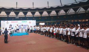 Jawahar Lal Nehru Stadium Half Marathon