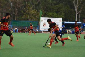 2nd Marshal Arjan Singh Memorial International Hockey Tournament