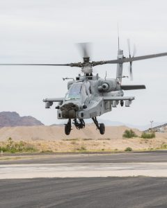 first Apache helicopter to Indian Air Force