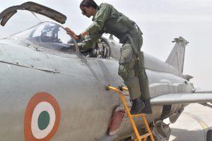 First Woman Fighter Pilot