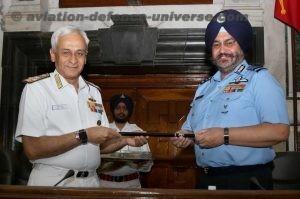 Air Chief Marshal Birender Singh Dhanoa
