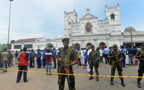 Sri Lanka blasts handiwork