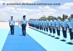 Chief Marshal BS Dhanoa PVSM AVSM YSM VM ADC