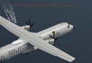ATR 72 Maritime Patrol Aircraft