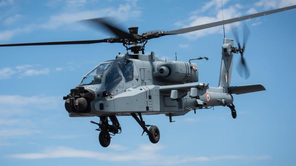 Boeing AH-64E