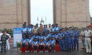 81st Raising Day of CRPF