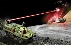 Maneuver Short Range Air Defence (M-SHORAD) directed energy prototyping initiative