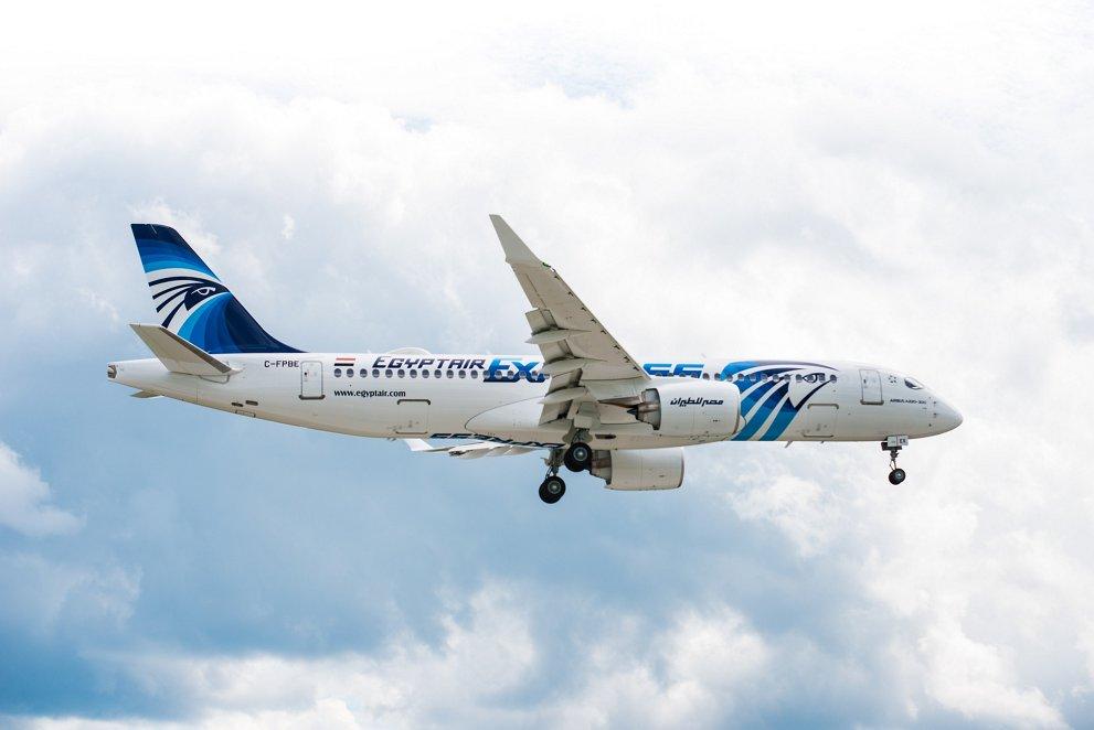 Egypt Air A220-300