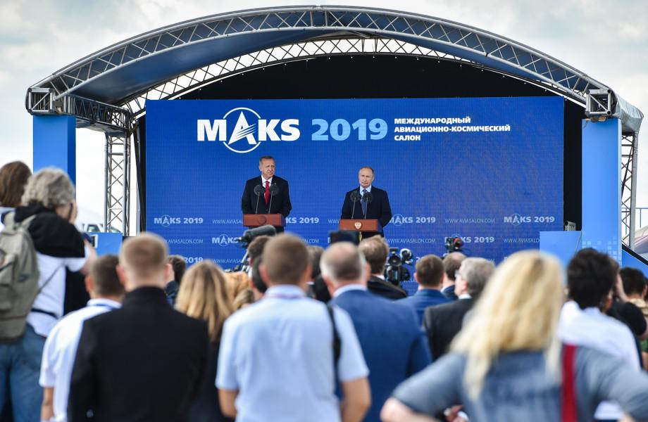 MAKS-2019