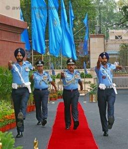 Air Marshal RKS Bhaduria