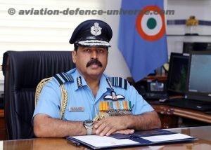 Chief. Air Marshal RKS Bhaduria becomes Air Chief Marshal.