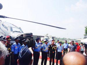 finally IAF got the Apache formally into its fleet
