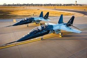 Boeing's T-X advanced pilot training