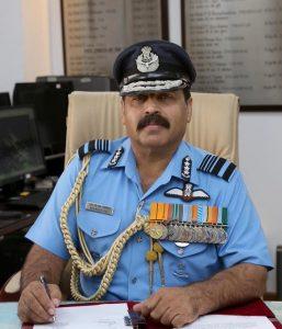 Air Marshal RKS Bhadauria