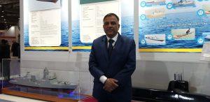 Rakesh Anand, CMD of Mazagon Dock Shipbuilders Limited