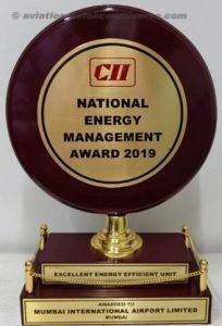 Excellent Energy Efficient Unit' Award
