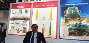 Prakash Agarwala, Deputy Director General /Export  OFB