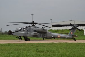 Apache gives teeth of IAF