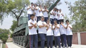 girls to enter Sainik Schools