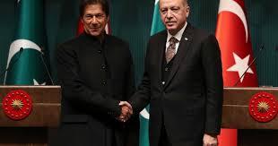 President Recep Tayyip Erdoğan & Pakistan Prime Minister Imran Khan