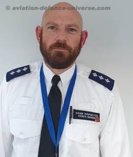 Chief Inspector Chris Green