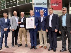 IndiGo receives IATA membership certificate