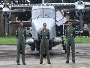 Lieutenant Shivangi first lady pilot
