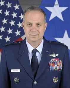 Lieutenant General Jerry Martinez