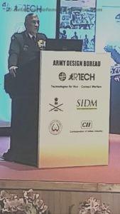 Gen Bipin Rawat, Chief of the Army Staff