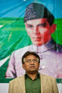 Parvez Musharraf's death sentence