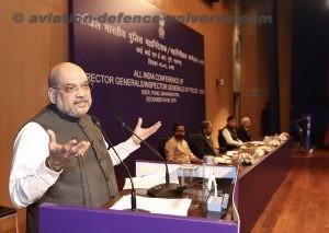 The Union Home Minister, Shri Amit Shah